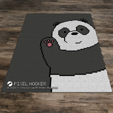 Load image into Gallery viewer, Hello Panda