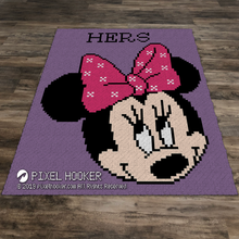Load image into Gallery viewer, His and Her Mickey and Minnie set