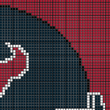 Load image into Gallery viewer, Houston Texans Helmet
