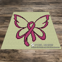 Load image into Gallery viewer, Butterfly Ribbon