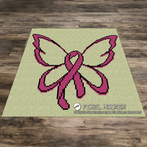 Butterfly Ribbon