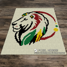 Load image into Gallery viewer, Colourful Lion