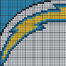 Load image into Gallery viewer, Los Angeles Chargers Helmet