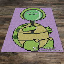 Load image into Gallery viewer, Curious Turtle