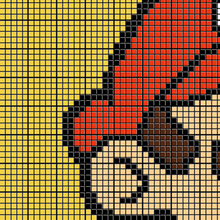 Load image into Gallery viewer, Mario