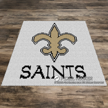 Load image into Gallery viewer, New Orleans Saints Logo