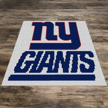 Load image into Gallery viewer, New York Giants Logo