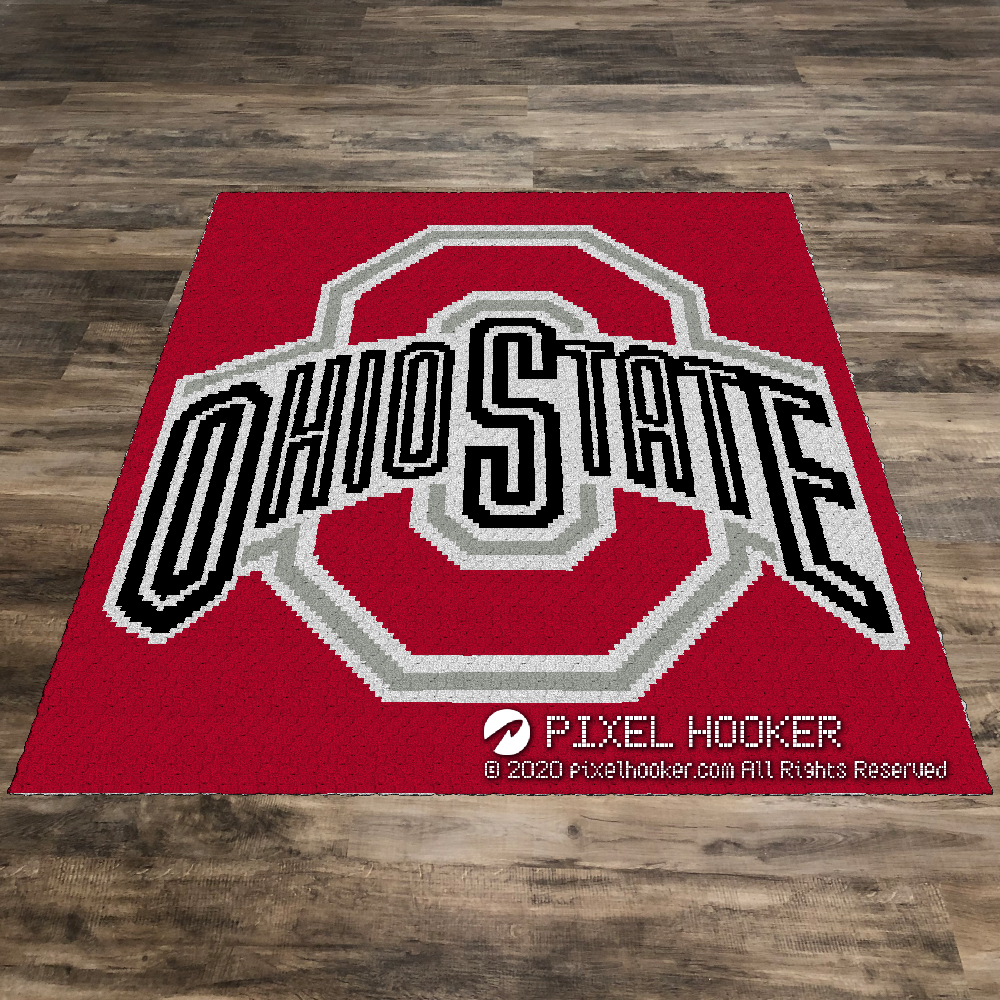 Ohio State (Row by Row)