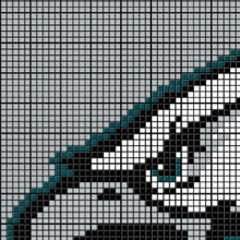 Load image into Gallery viewer, Philadelphia Eagles Logo