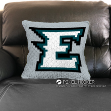 Load image into Gallery viewer, Philadelphia Eagles Blanket and Pillow