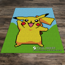 Load image into Gallery viewer, Pikachu