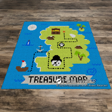 Load image into Gallery viewer, Pirate Treasure Map