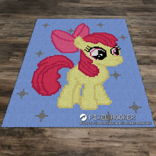 Load image into Gallery viewer, Sparkly Pony