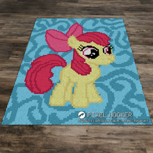 Load image into Gallery viewer, Artistic Pony