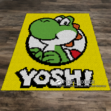 Load image into Gallery viewer, Yoshi Portrait