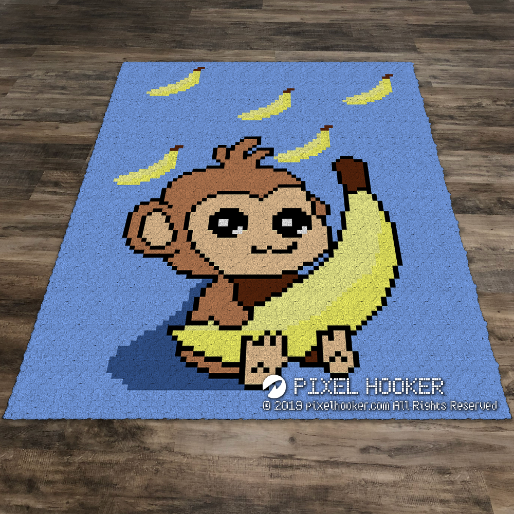 Banana Heaven Monkey