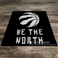 Load image into Gallery viewer, Toronto Raptors Logo and Slogan