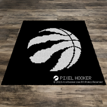 Load image into Gallery viewer, Toronto Raptors Logo