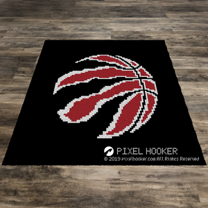 Toronto Raptors Logo (Red)