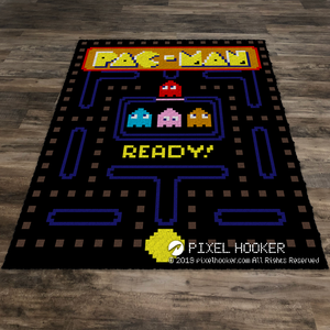 Pac-Man READY!