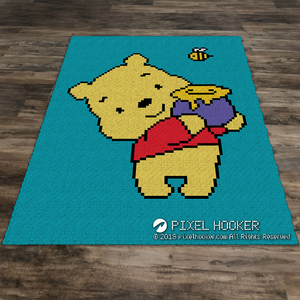 Toddler Winnie the Pooh