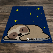 Load image into Gallery viewer, Sleeping Sloth