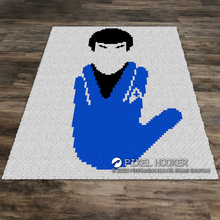 Load image into Gallery viewer, Spock Vulcan Salute