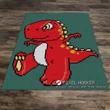 Load image into Gallery viewer, T-Rex