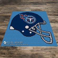 Load image into Gallery viewer, Tennessee Titans Helmet