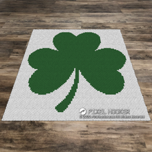 Load image into Gallery viewer, The Shamrock (Row by Row)