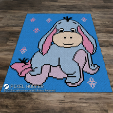 Load image into Gallery viewer, Toddler Eeyore (Desgin)