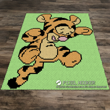 Load image into Gallery viewer, Toddler Tigger