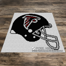 Load image into Gallery viewer, Atlanta Falcons Helmet