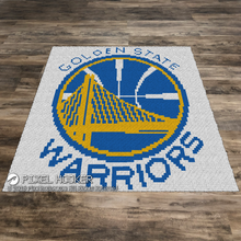 Load image into Gallery viewer, Golden State Warriors (White)