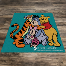 Load image into Gallery viewer, Winnie the Pooh and Friends