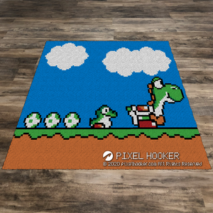 Yoshi Stages