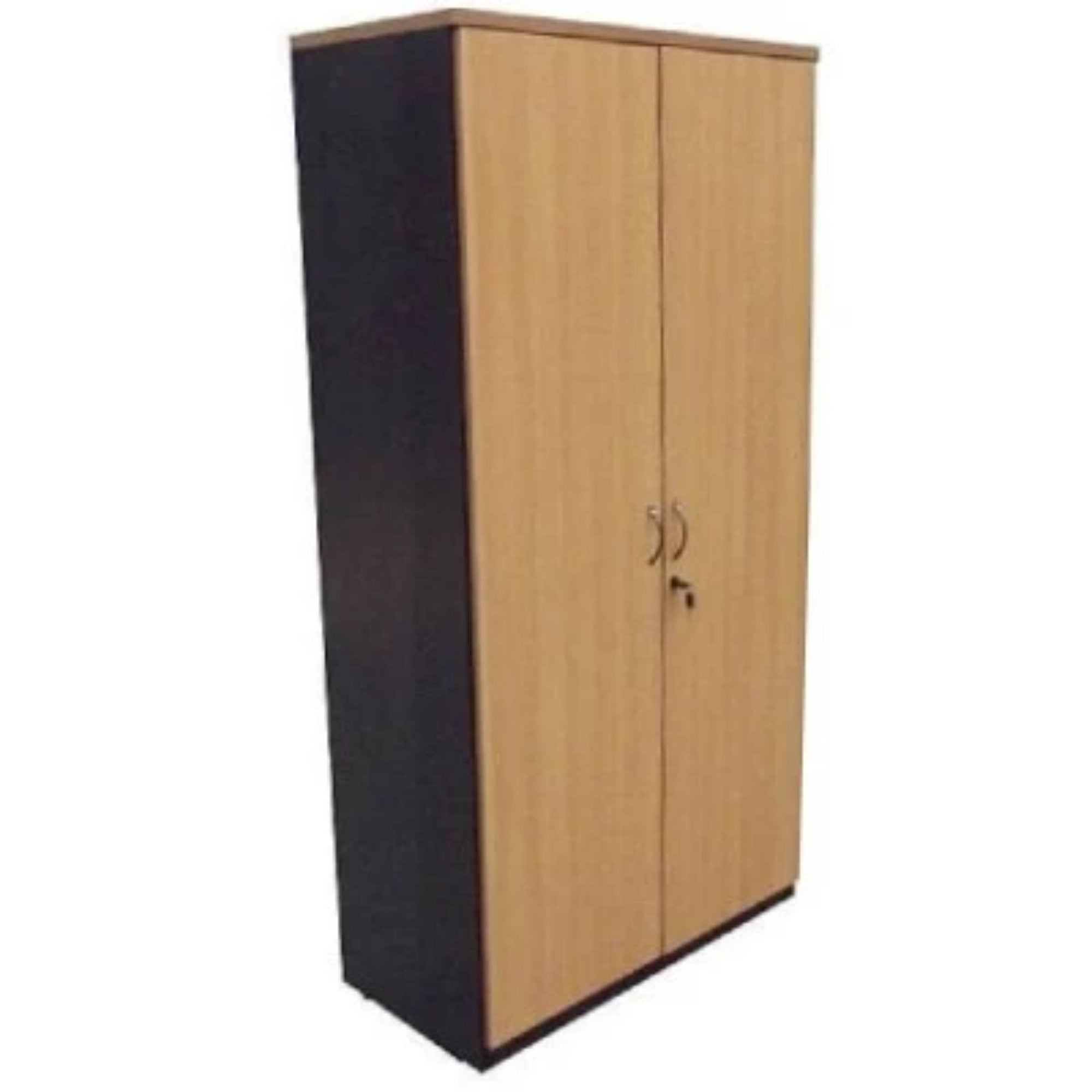 Rose Timber Laminate Storage Cabinet