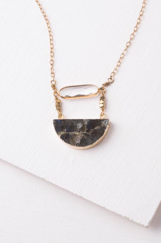 Chloe Pendant Necklace