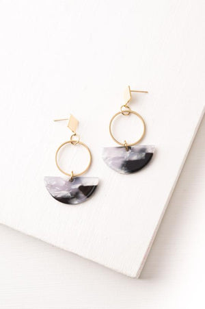 Ivy Resin Earrings