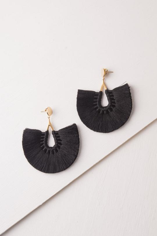 Mindy Tassel Earrings
