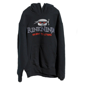"RinkNinja Hoodie Youth ""THE ORIGINAL"""
