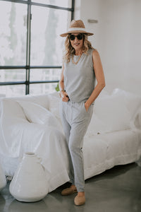 DREAM PANTS - GRAY