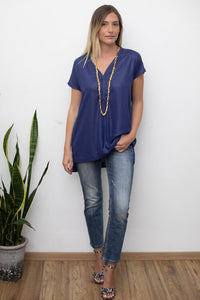 GALI SHIRT - ROYAL BLUE
