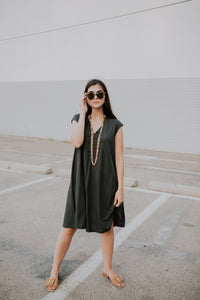 EMMA DRESS - A SHAPE