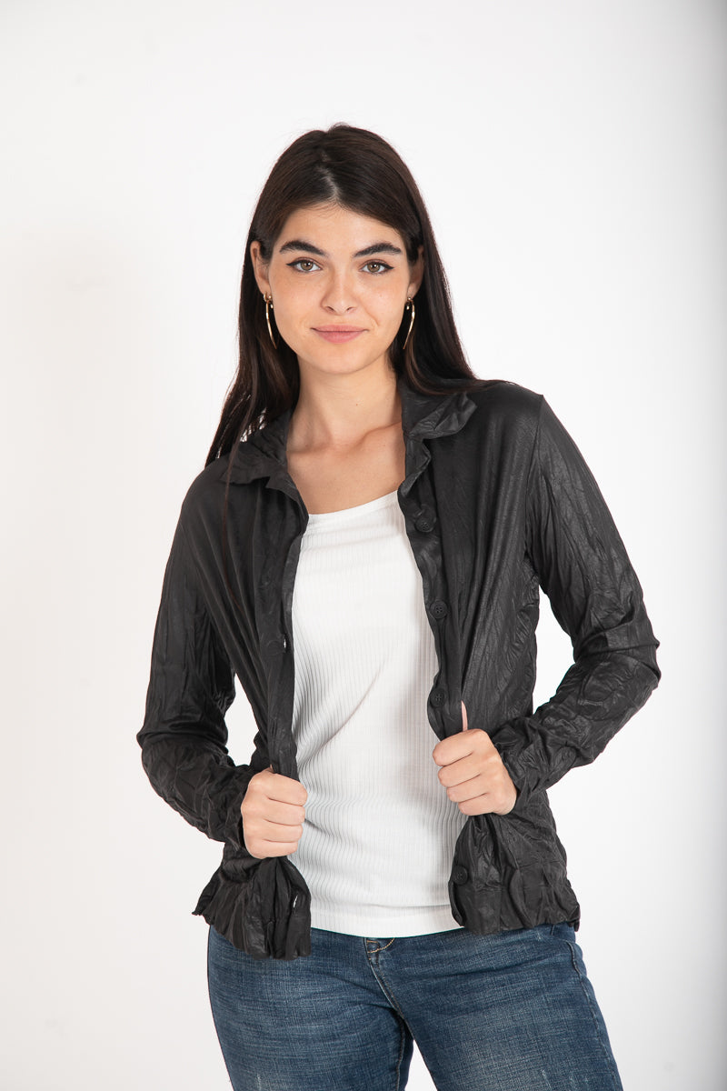 ALMA JACKET - BLACK