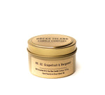 No. 2: Grapefruit & Bergamot - 6 Oz. Travel Tin