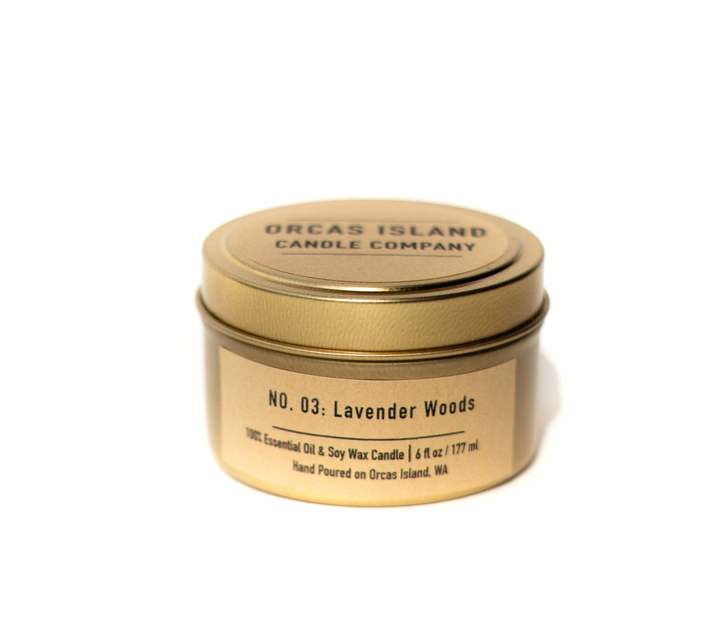 Lavender Woods - 6 Oz. Travel Tin