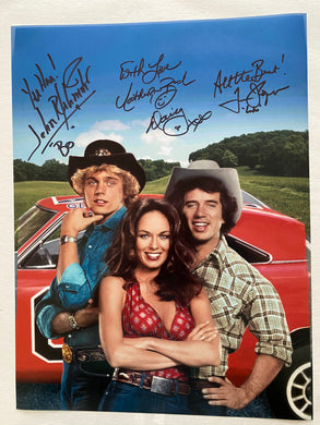 Catherine Bach, John Schneider and Tom Wopat 2