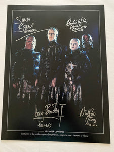 Hellraiser Cast