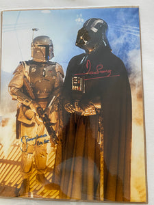 David Prowse and Jeremy Bulloch
